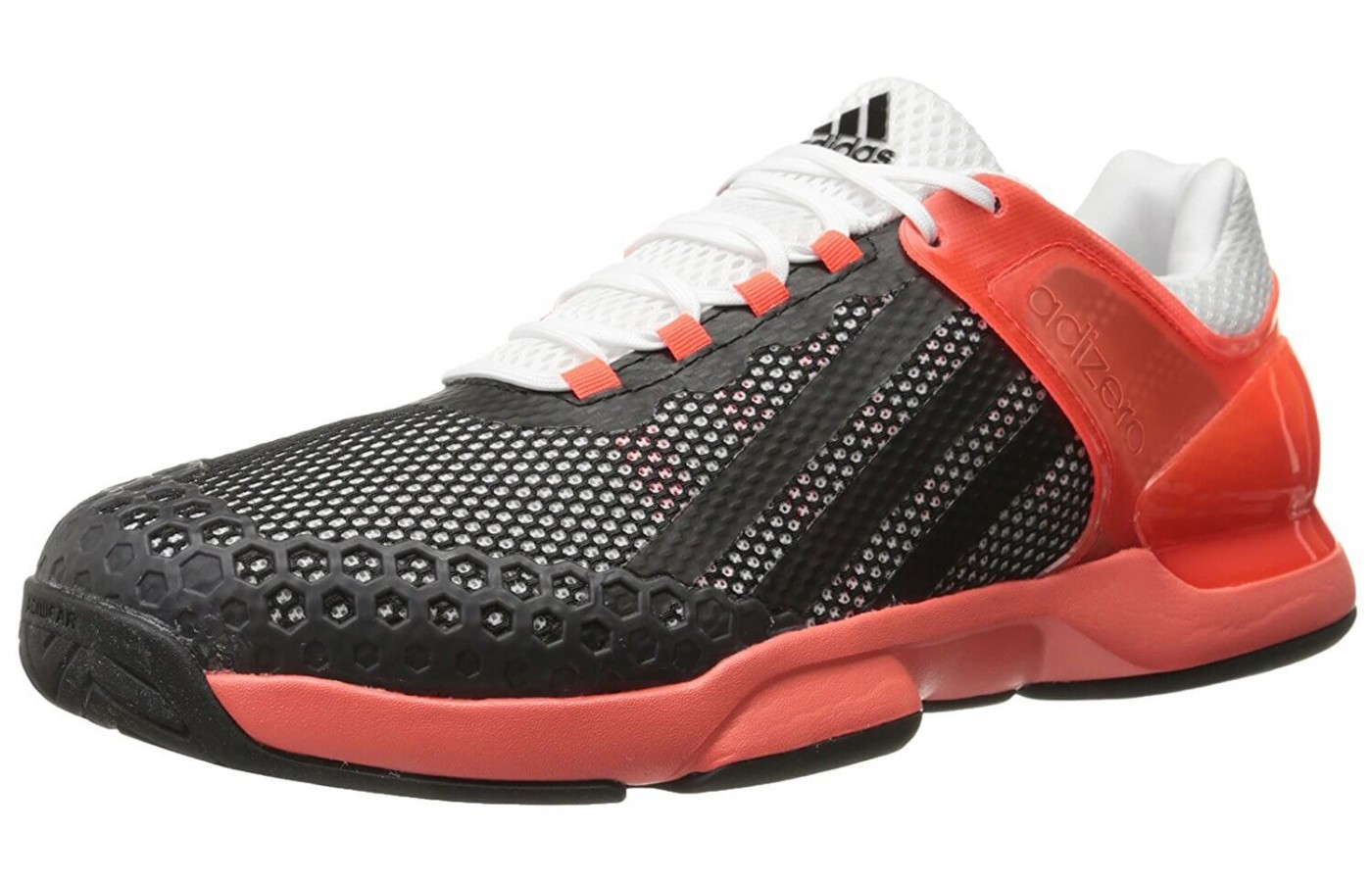 buy popular 147ac 02224 The Adidas Adizero Ubersonic is a tennis shoe designed for stability and  protection.
