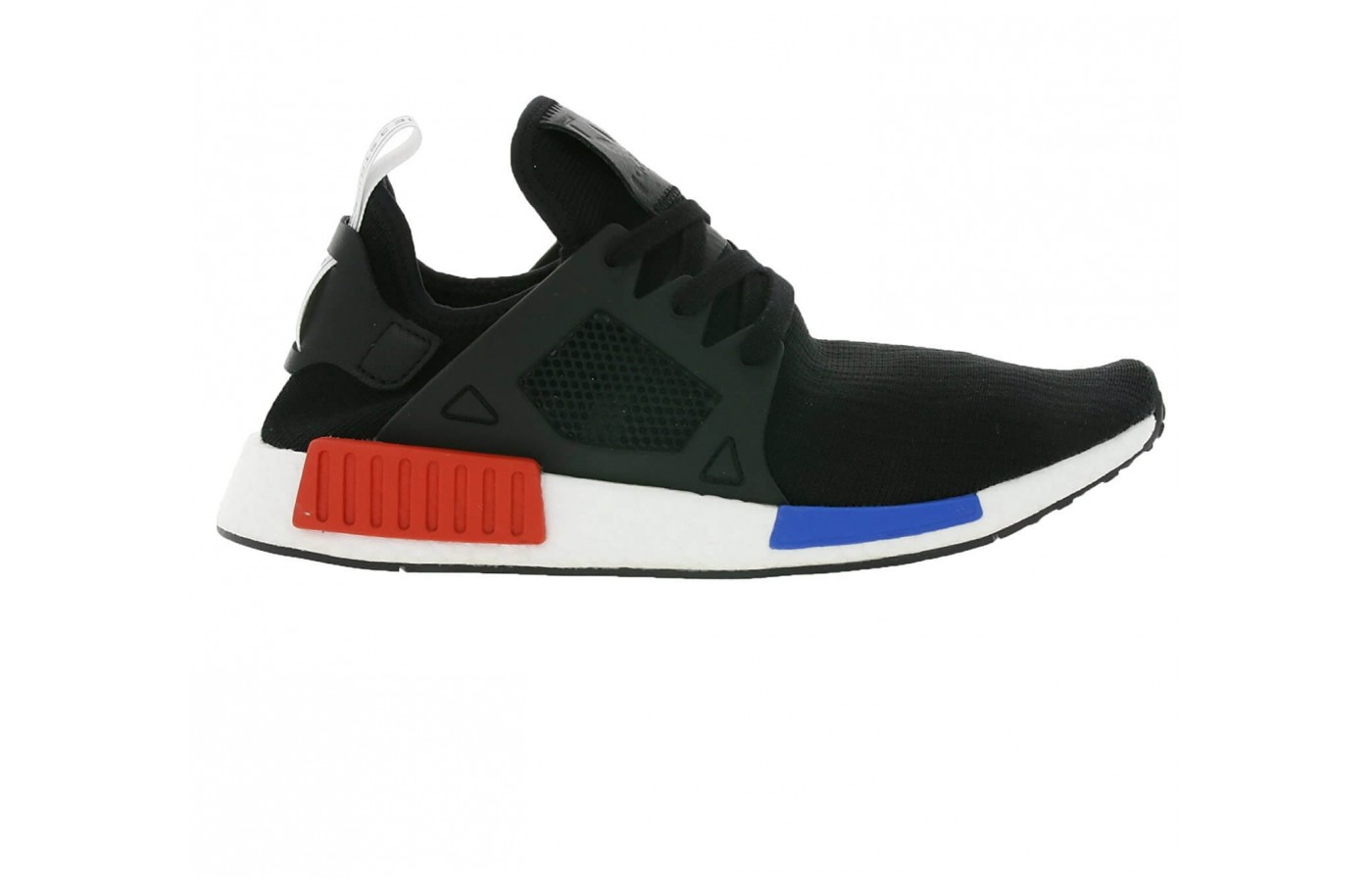 e0be50924 ... A midfoot cage provides some extra stability for the Adidas NMD XR1.