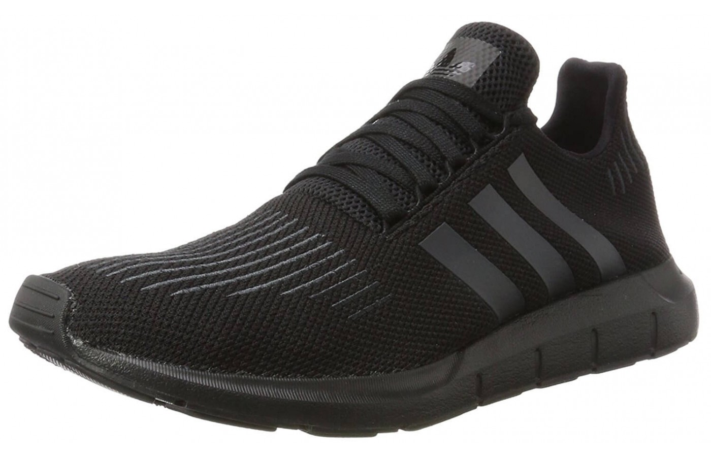 2187ce41a774 The Adidas Swiftrun Primeknit is a lightweight runner with a radical new  design philosophy.