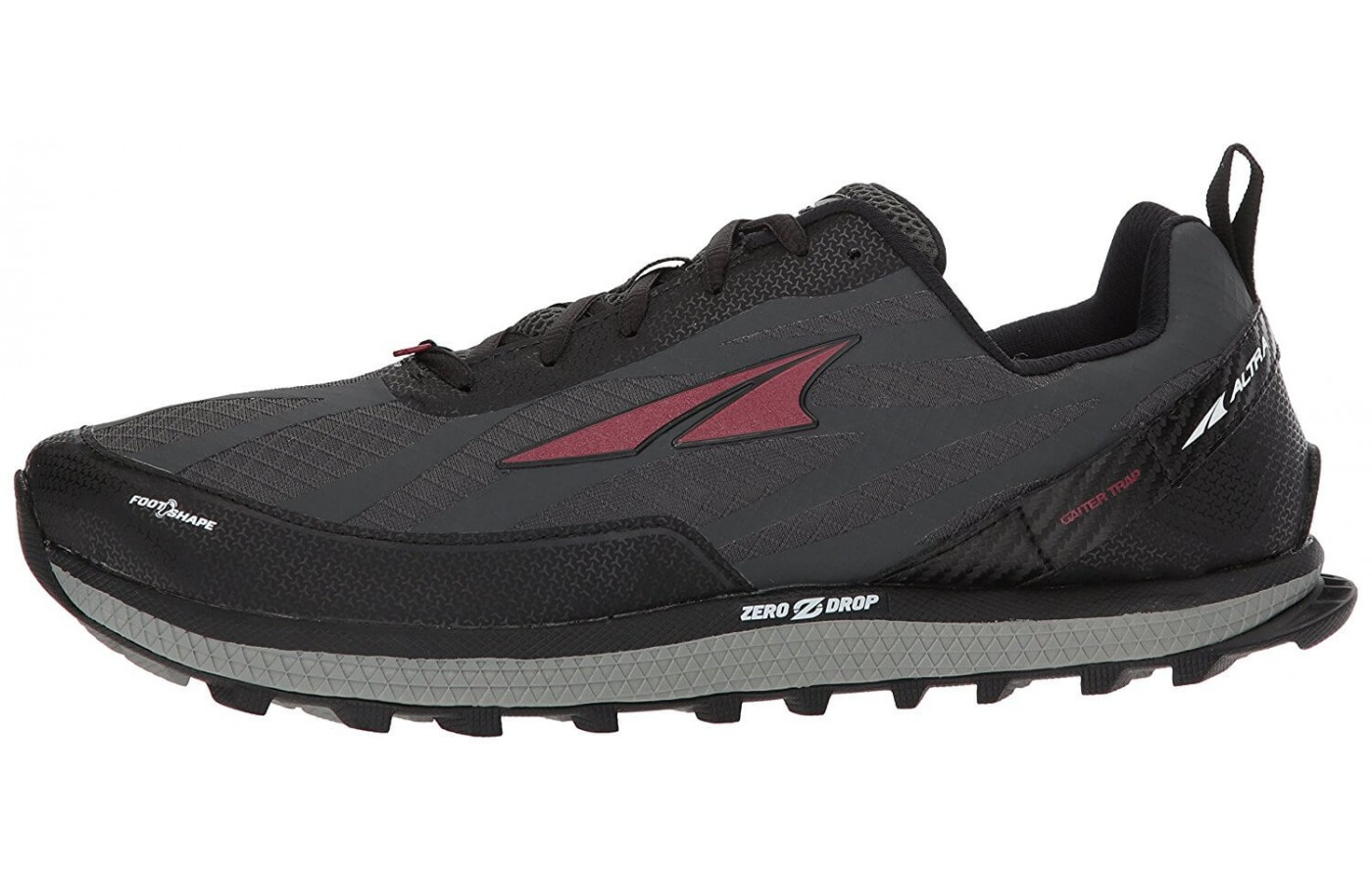 While not the most stylish set of trail shoes, the Altra Superior 3.5 is still visually appealing.