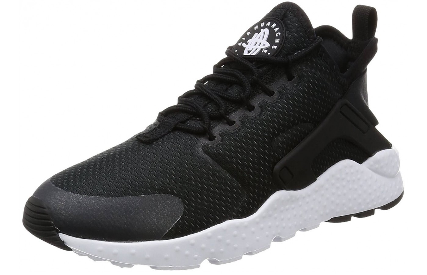 huge selection of d7878 c9a6a Although the Nike Air Huarache Ultra has a slight heel drop, it is much  less ...