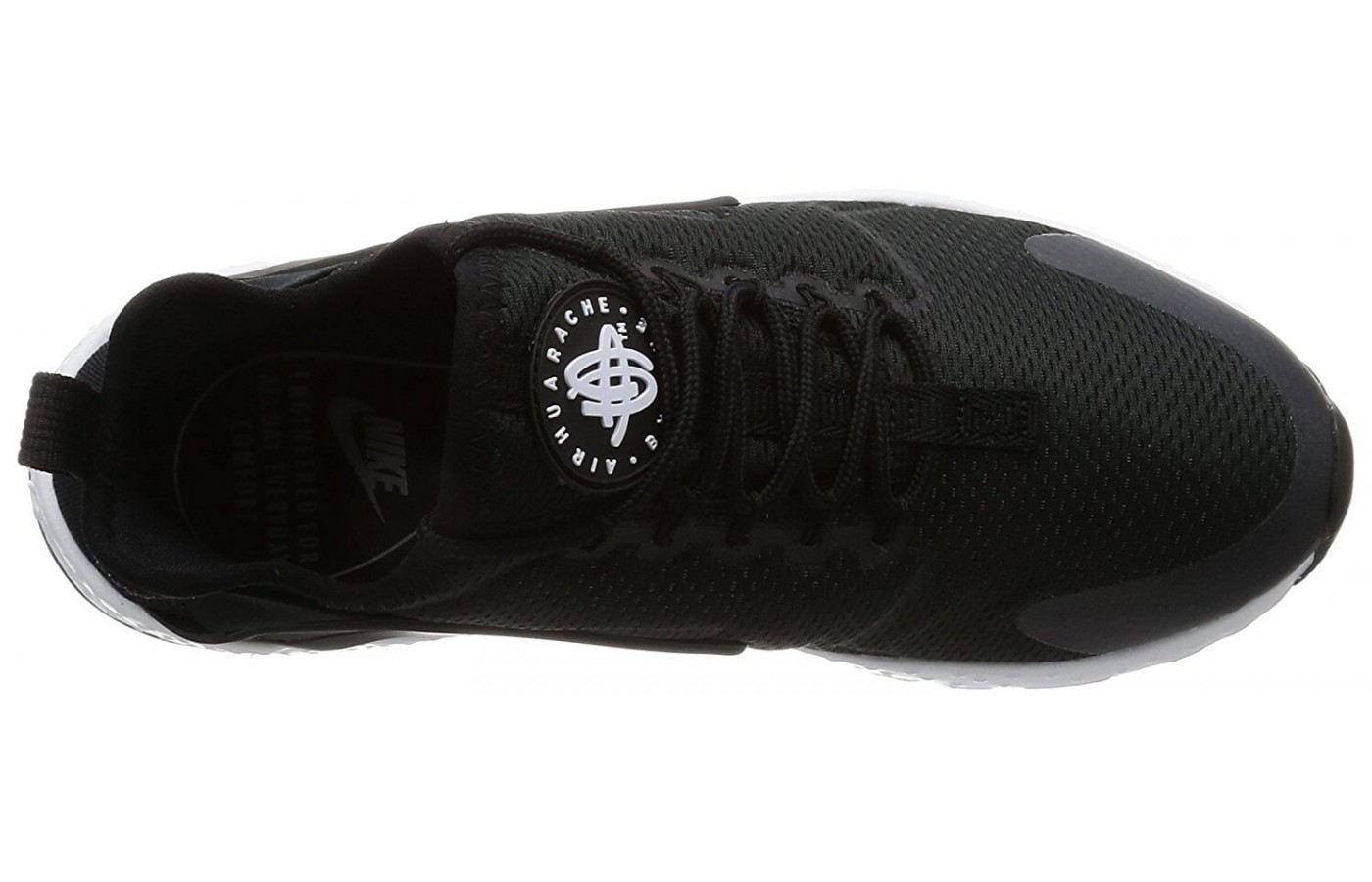 new style 5771c 32860 The upper portion of the Nike Air Huarache Ultra is made from layers of  breathable mesh ...