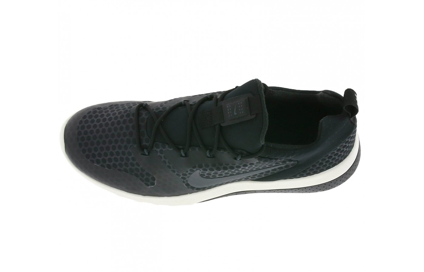 The upper portion of the Nike CK Racer is less breathable than their Flyknit material but much more protective.