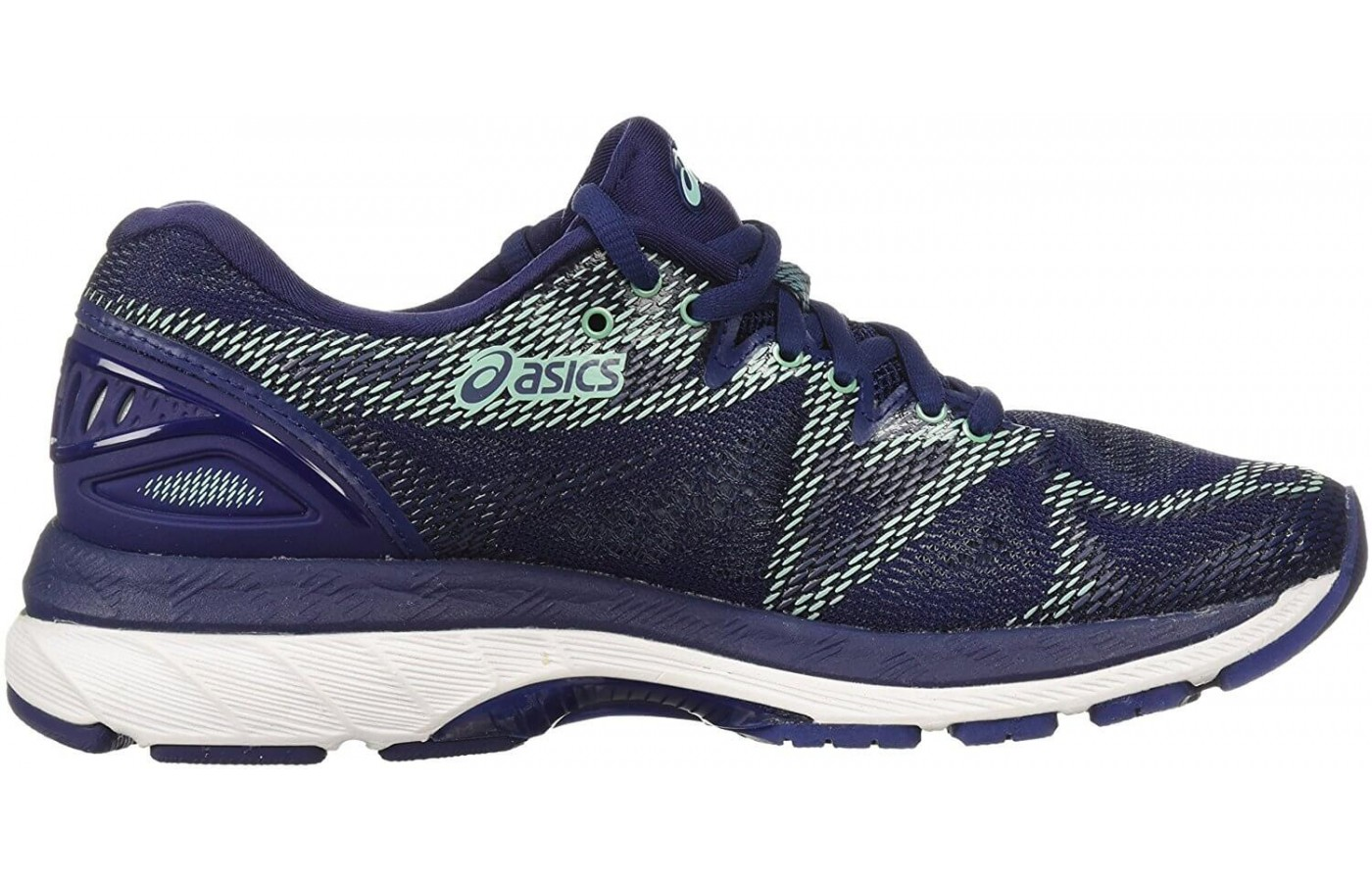 The Gel Nimbus 20 provides runners with firm cushioing ... c1470d85f5