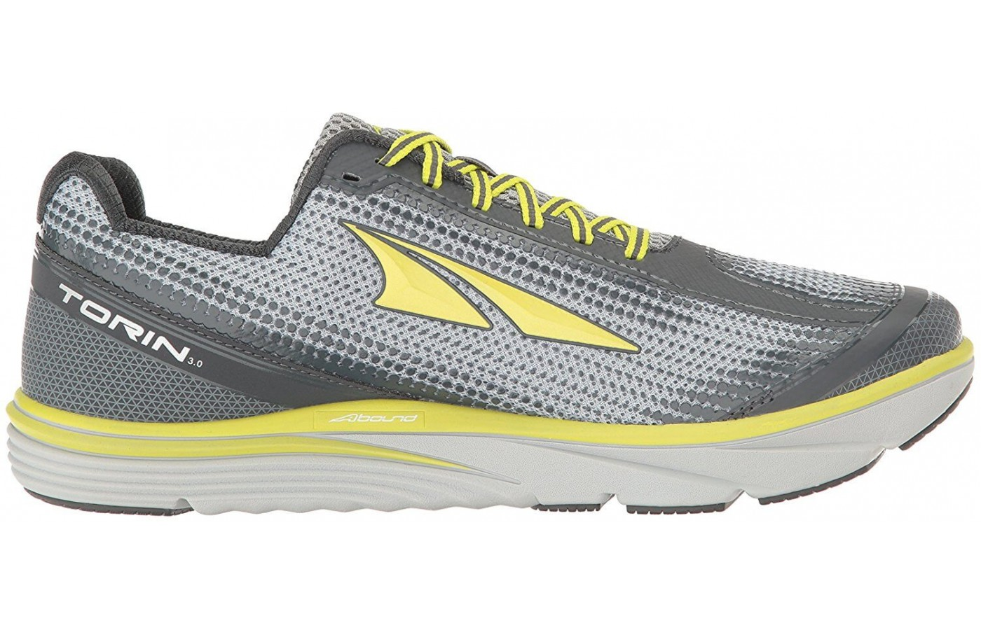 The Altra Torin 3.0 features a zero-drop design