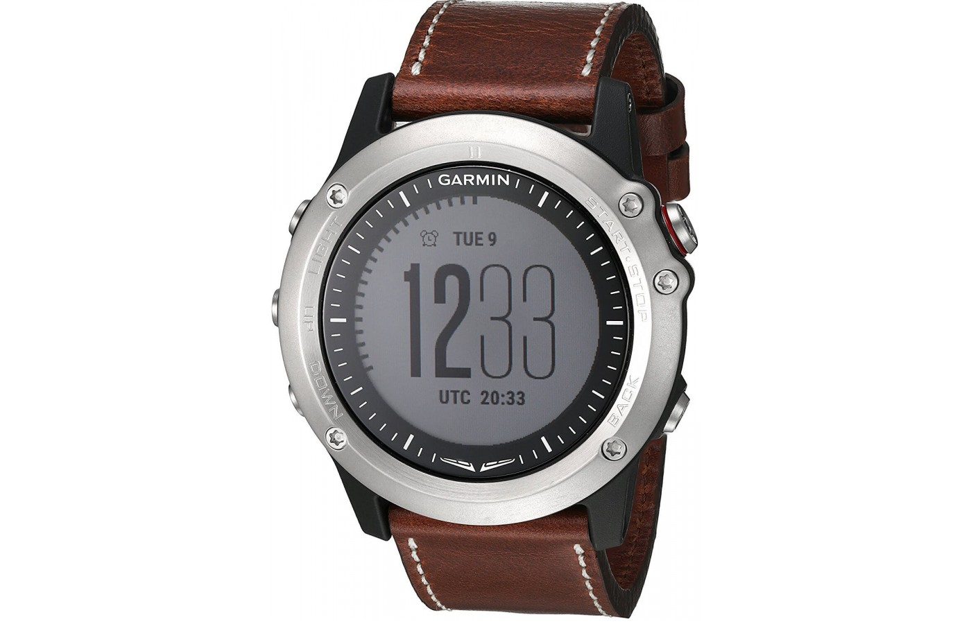 The Garmin D2 Bravo features flight-specific functions