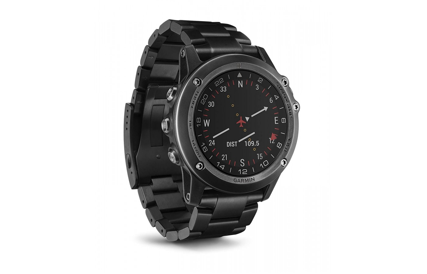 The Garmin D2 Bravo features multi-sport tracking
