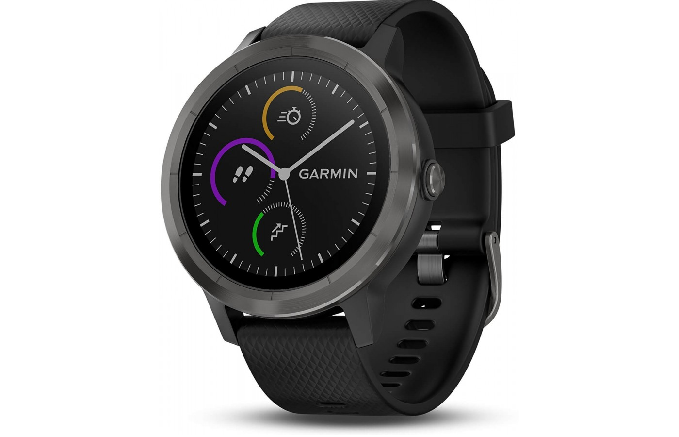 The Garmin Vivoactive 3 features Move IQ
