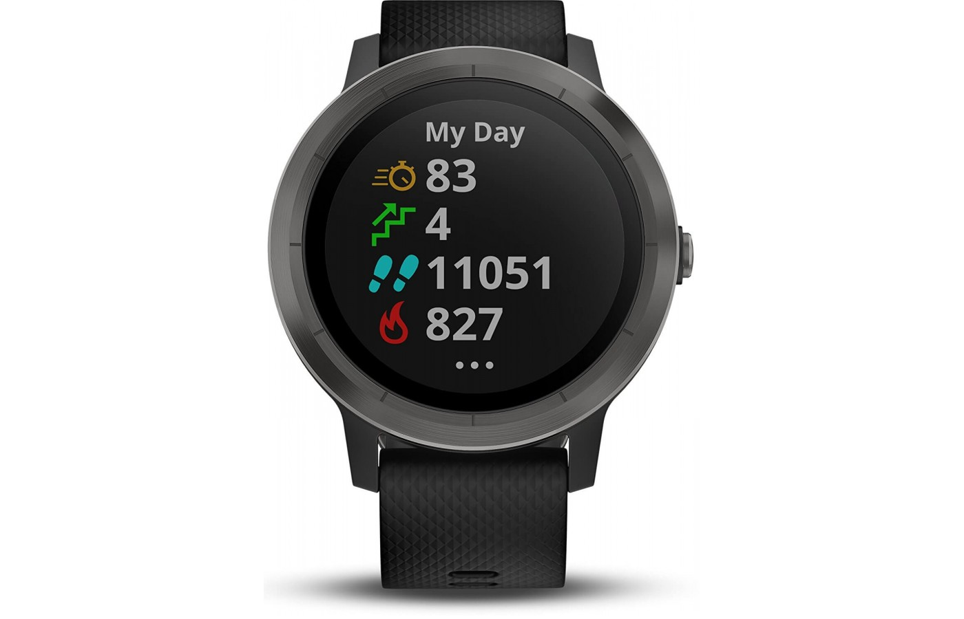 The Garmin Vivoactive 3 acts as a daily fitness tracker