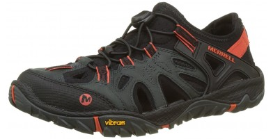 In depth review of the Merrell All Out Blaze Sieve