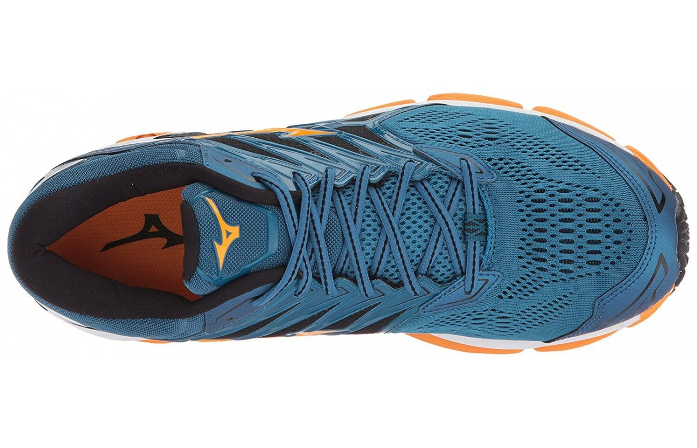 The Mizuno Wave Horizon 2 has a 12mm drop