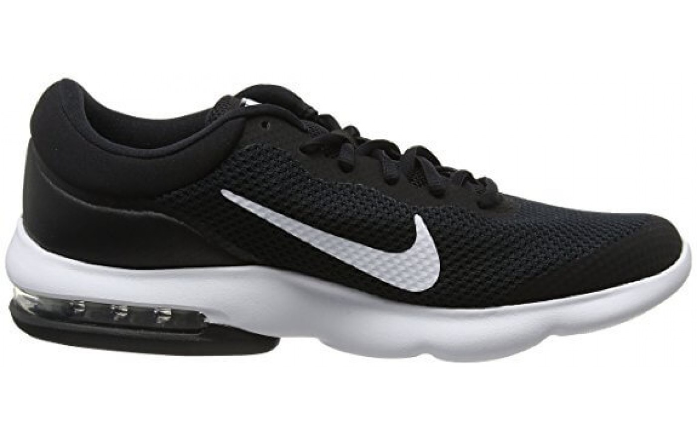 The Nike Air Max Advantage side view