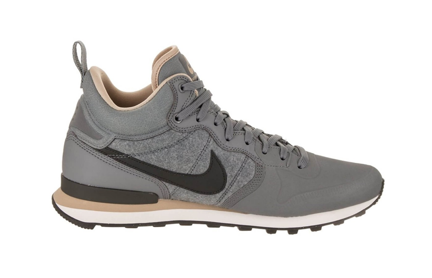 The Nike Internationalist Utility is insulated and ready for colder weather