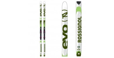 The best cross-country skis feature an effortless glide, predictabilty and control and is great for groomed and ungroomed trails like the Rossignol EVO Glade 59.