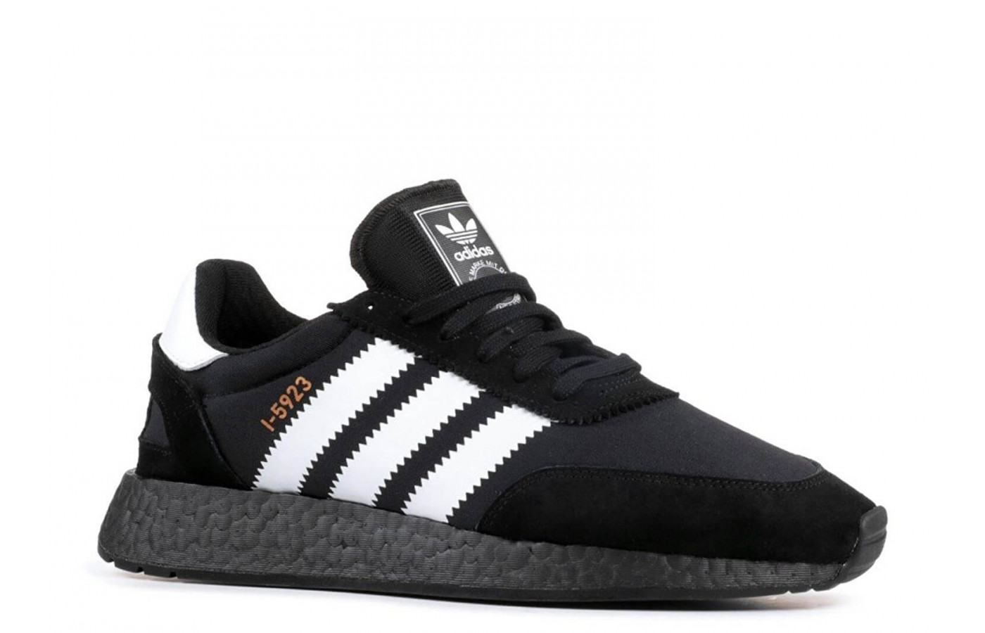 The Adidas 1-5923 has a classic look.
