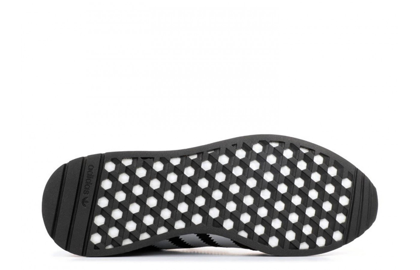 The outsole provides added comfort and traction.