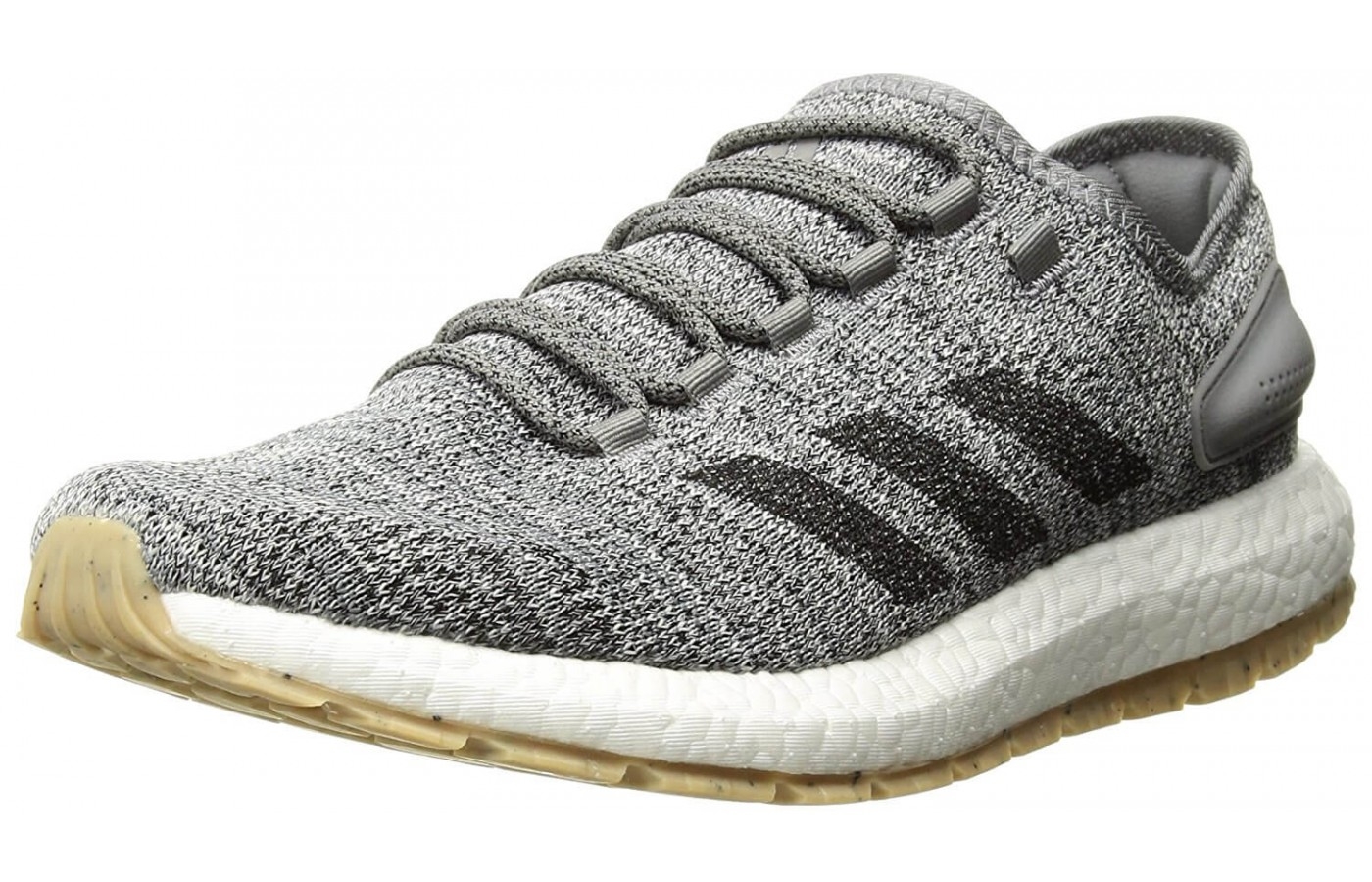 An angled view of the Adidas Pureboost All-Terrain.
