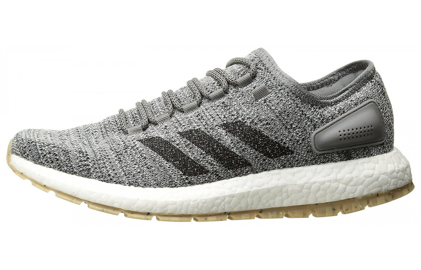The lateral side of the Adidas Pureboost All-Terrain.