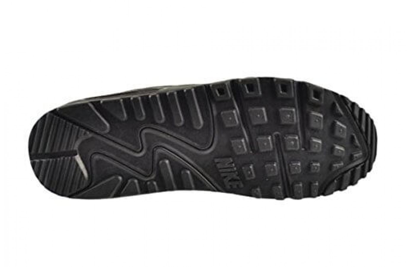 The waffle designed durable rubber outsole provides good grip for the runner.
