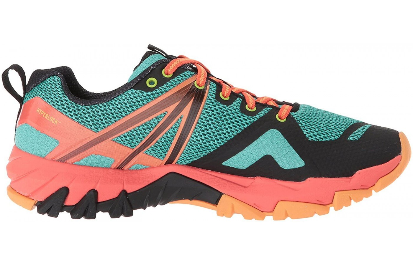 The Merrell MQM Flex features their patented Flex Connect midsole