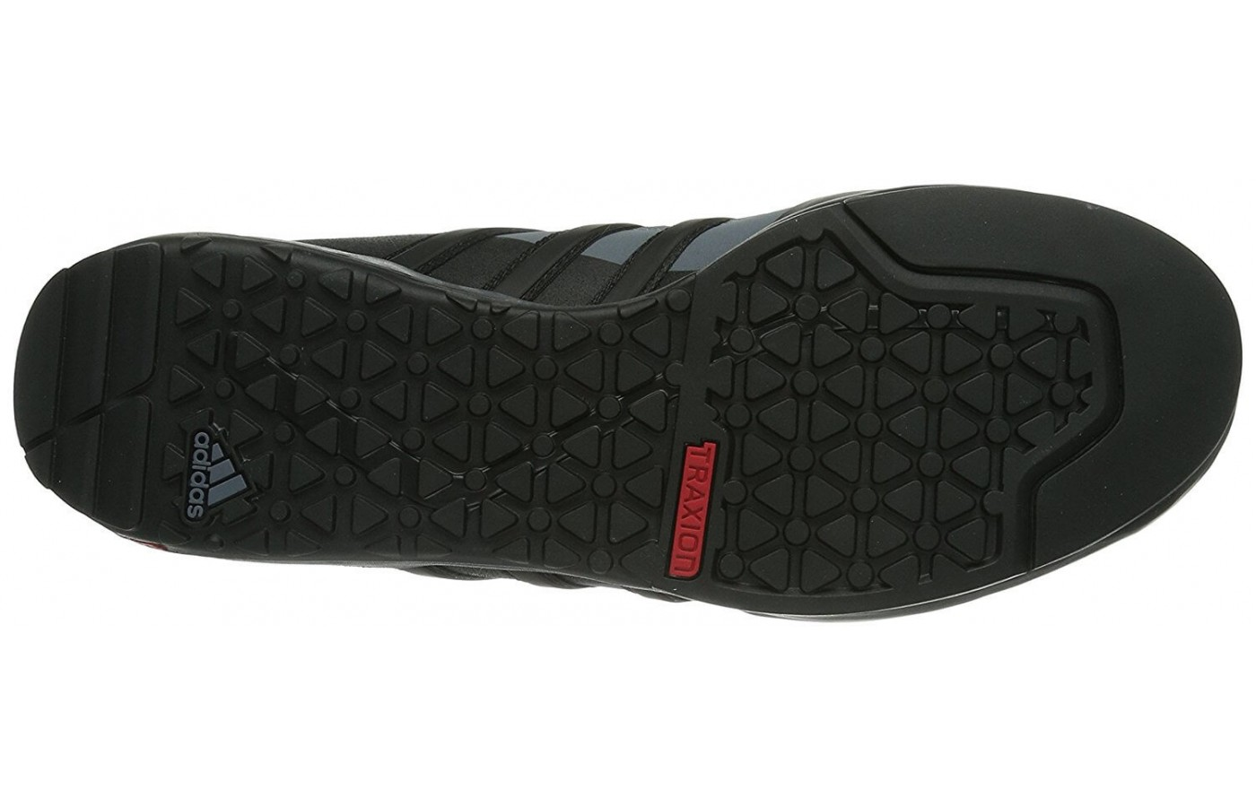 The Traxion and Forefoot stealth rubber add grip and traction.