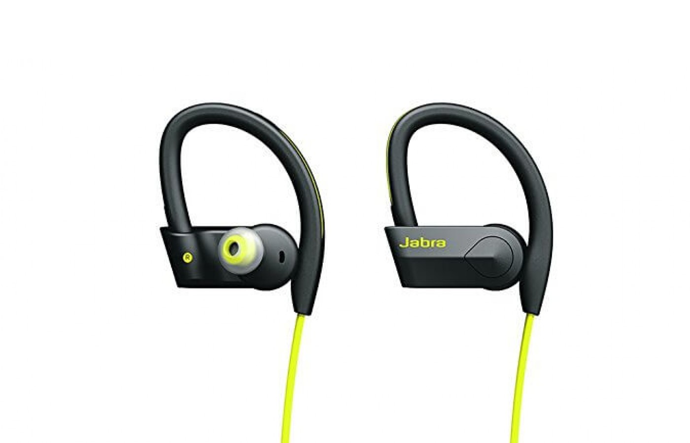 The Jabra Sport Pace close up