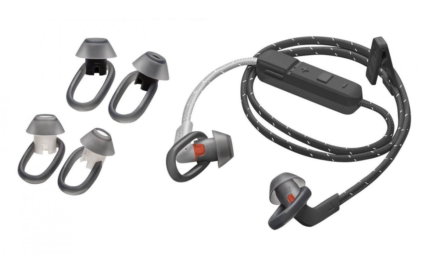 What the Plantronics BackBeat FIT 30 includes