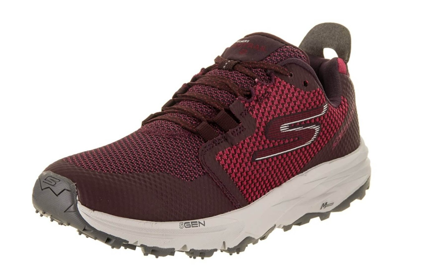 The Skechers GOTrail 2 side front angled perspective