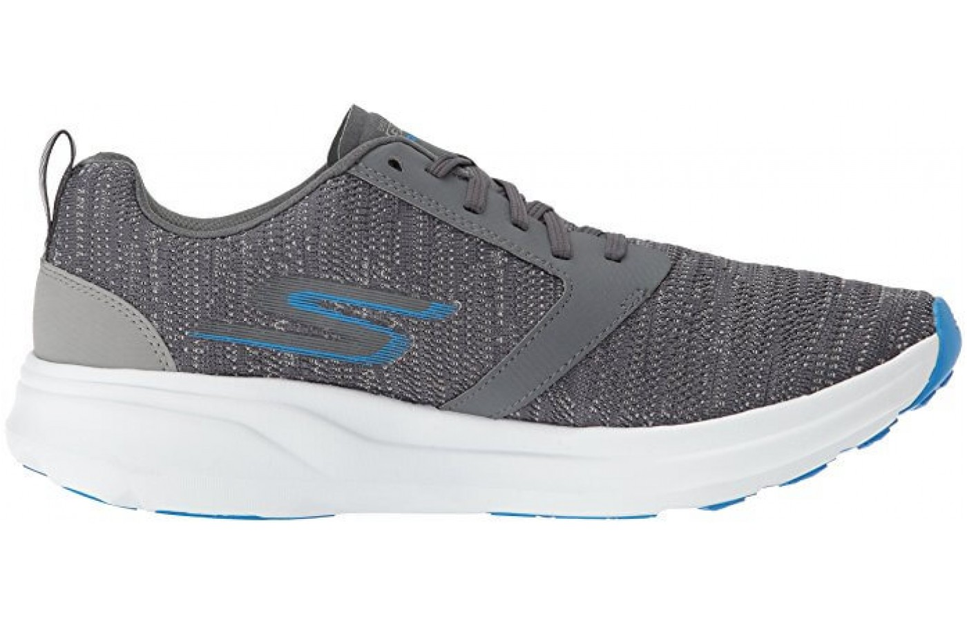 The Skechers GORun Ride 7 side view
