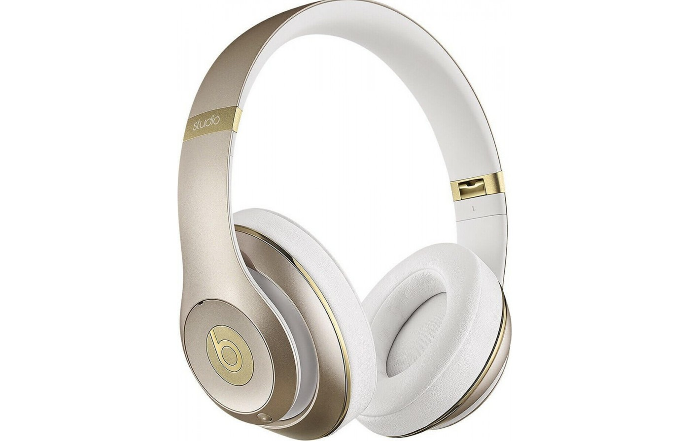 The Beats Studio 2 headphones feature adaptive noise canceling technology