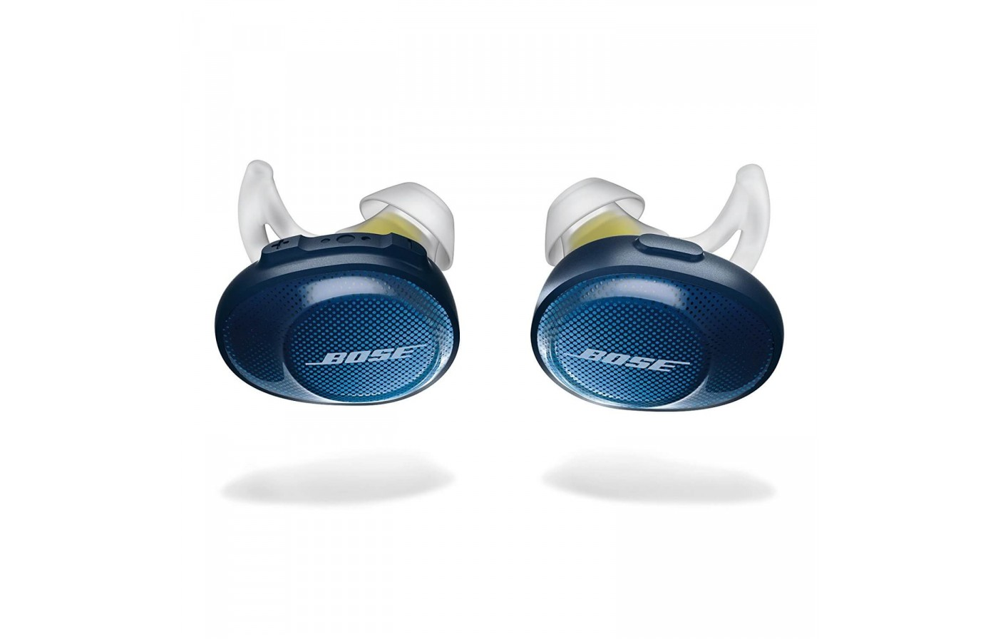 The Bose SoundSport Free headphones are water resistant (IPX4 rating)