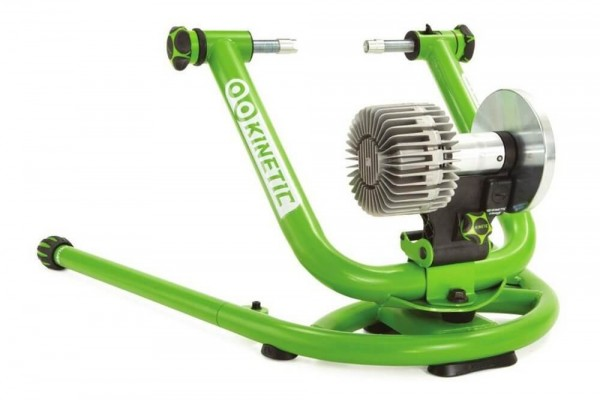The best bike trainers should be durable, feel close to being on the road and have progressive resistance like the Kinetic Fluid Trainer Rock 'N Roll.