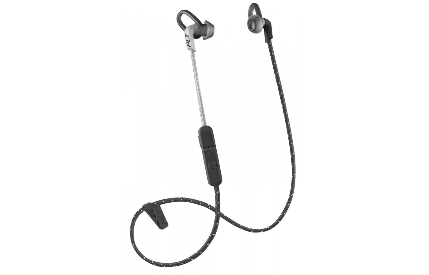 The Plantronics BackBeat FIT 30 full view