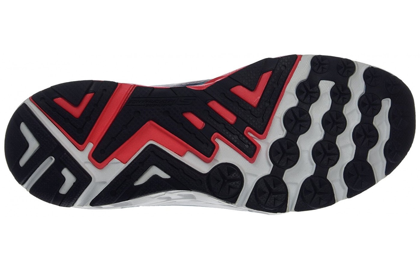 The Skechers GoRUN Forza 2 has a rubber outsole for traction
