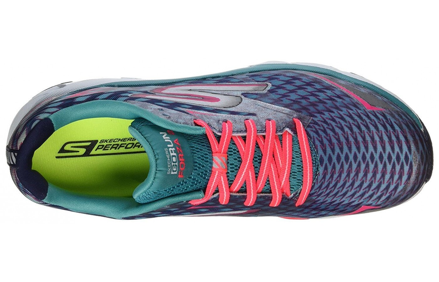 The Skechers GoRUN Forza 2 has a new air mesh upper