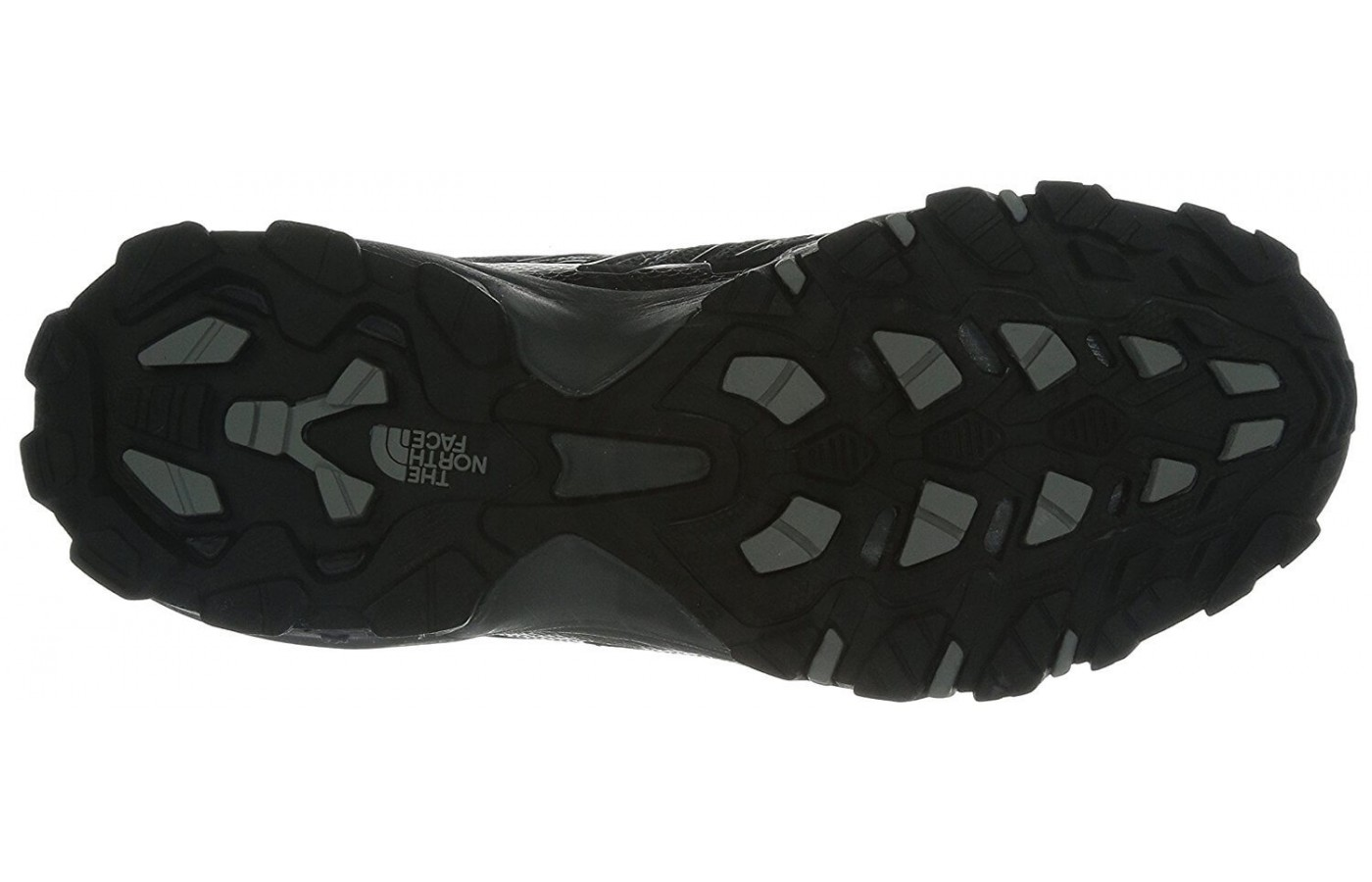 The The North Face Ultra 110 GTX has an UltrATAC outsole