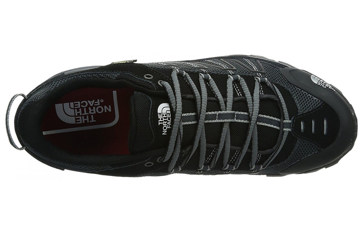 The The North Face Ultra 110 GTX has a Goretex waterproof membrane