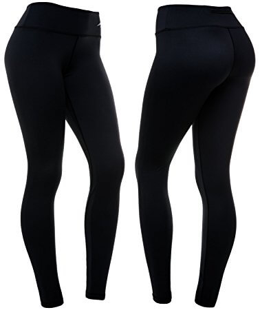 1. CompressionZ High Waisted Women's Leggings