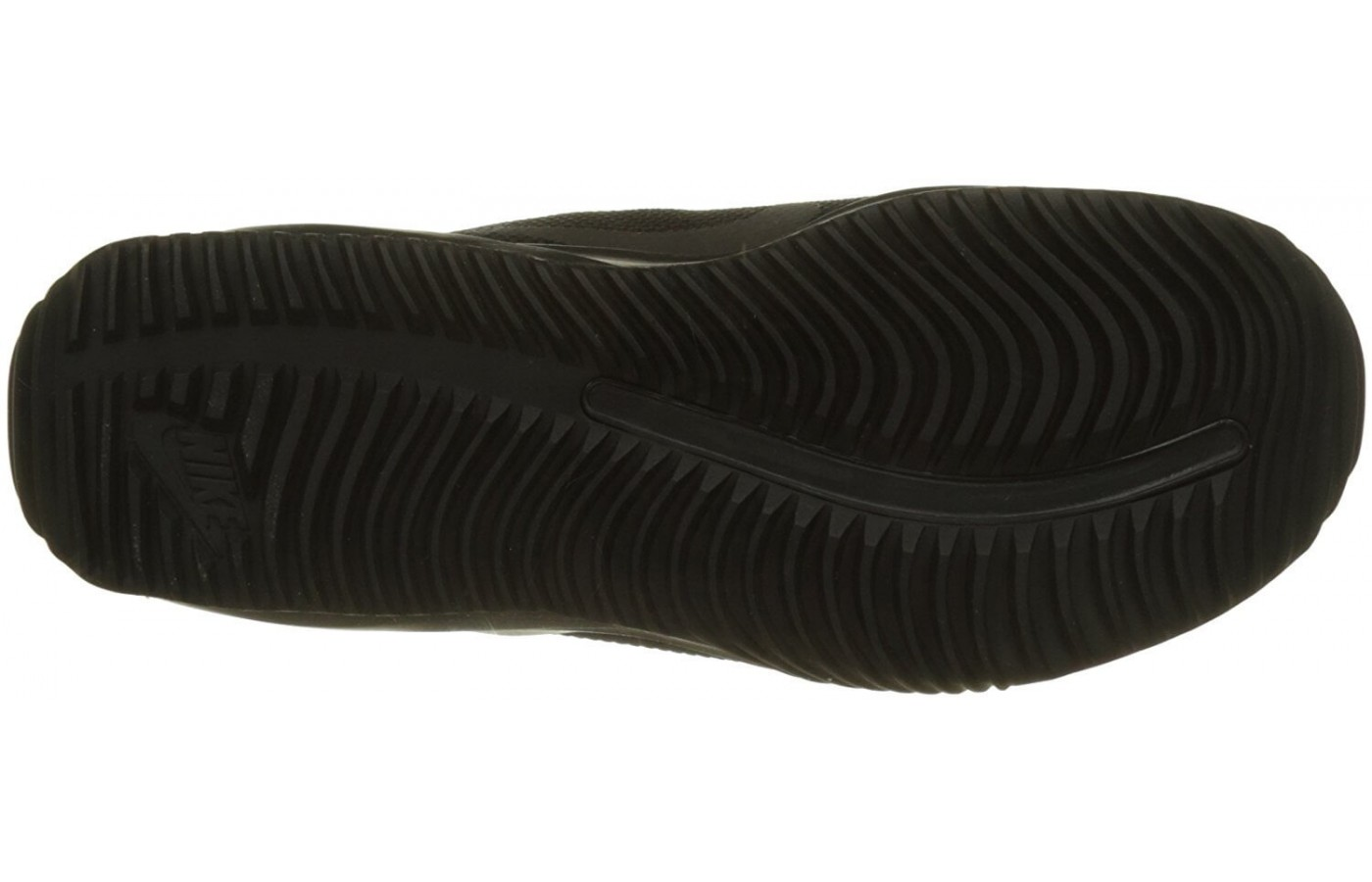The rubber outsole adds traction and grip due to the bladed design.