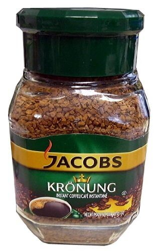 6. Jacob's Coffee Jacobs Kronung Instant