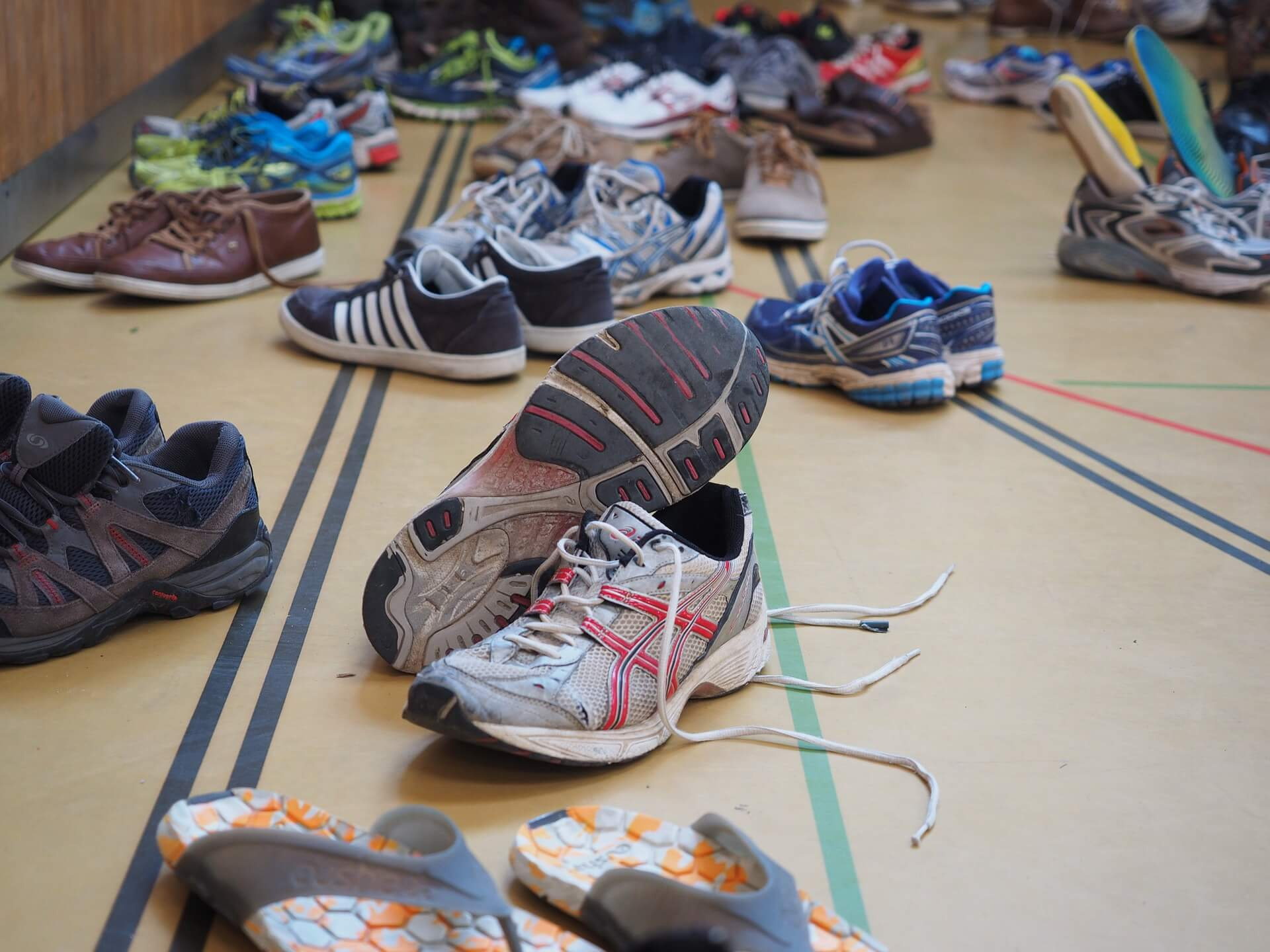 The Anatomy of a Running Shoe | RunnerClick.com
