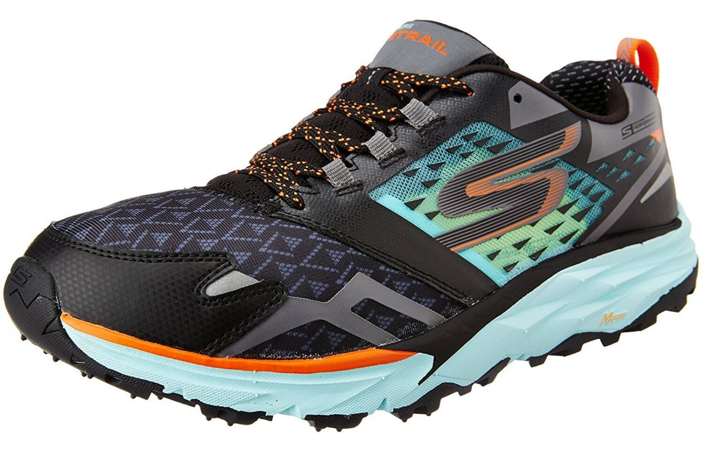 An angled view of the Skechers GoTrail.