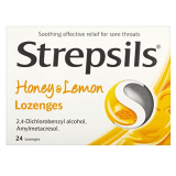 Strepsils Sore Throat Lozenges