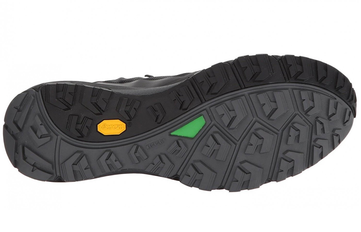 The bottom angle of The North Face Ultra Fastpack III GTX.