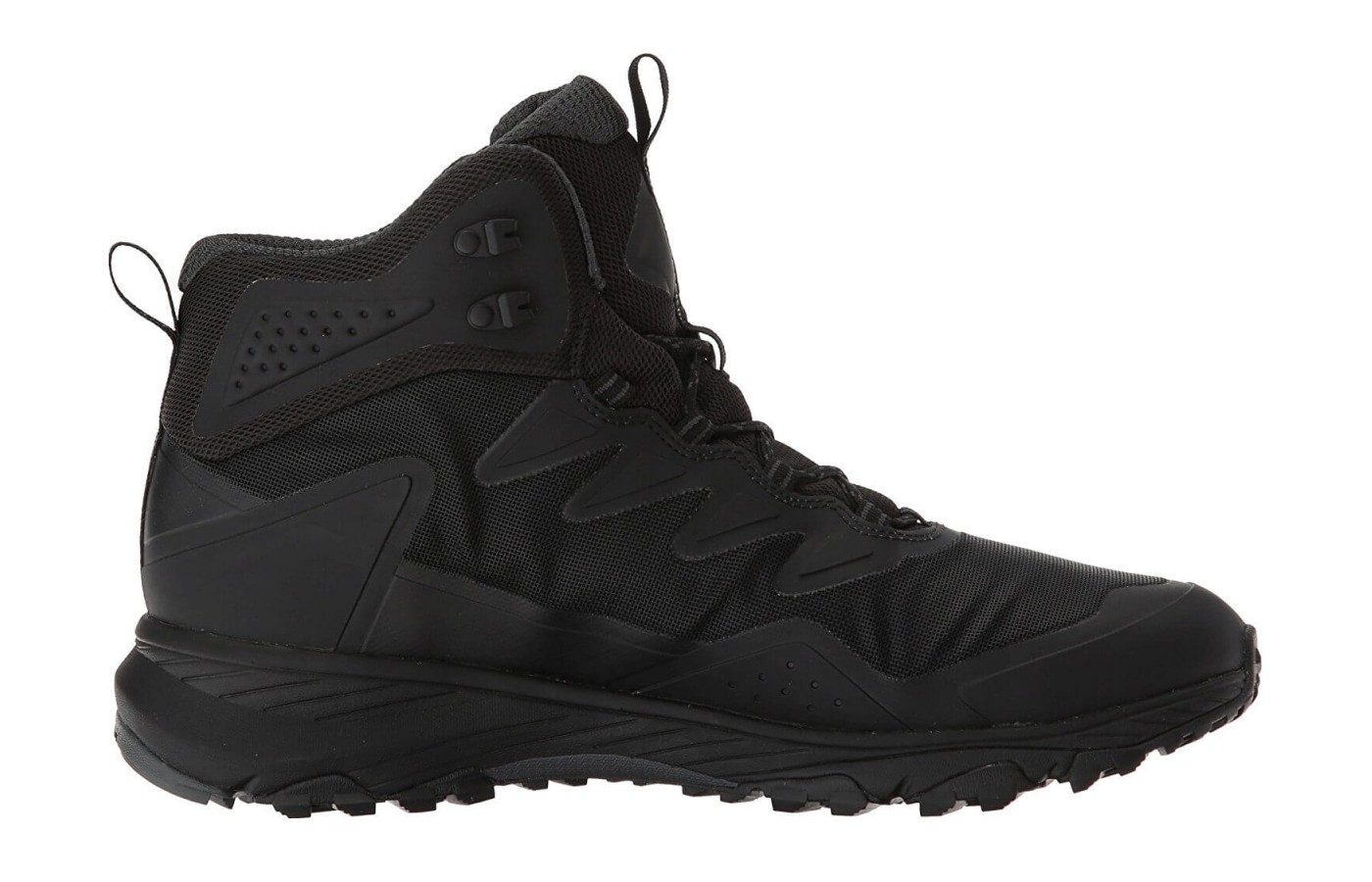 A lateral angle of The North Face Ultra Fastpack III GTX.