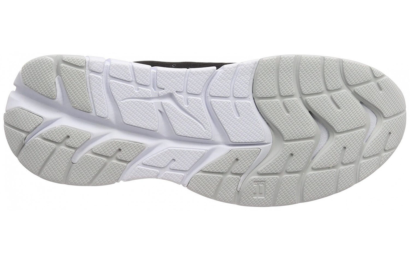 The Hoka One One sole
