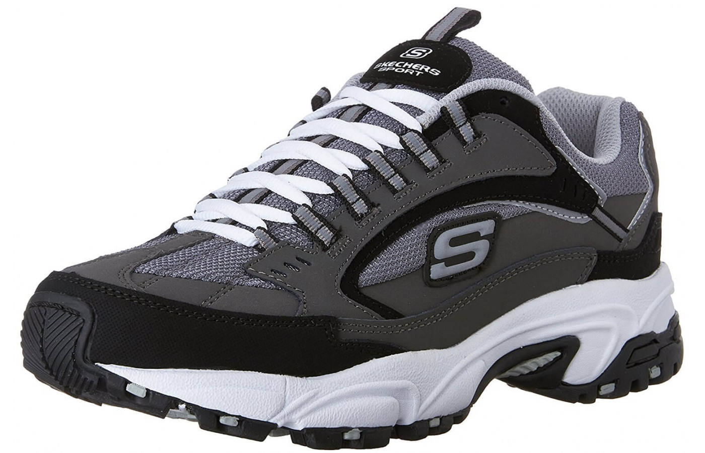 Skechers Stamina Cutback front angled perspective