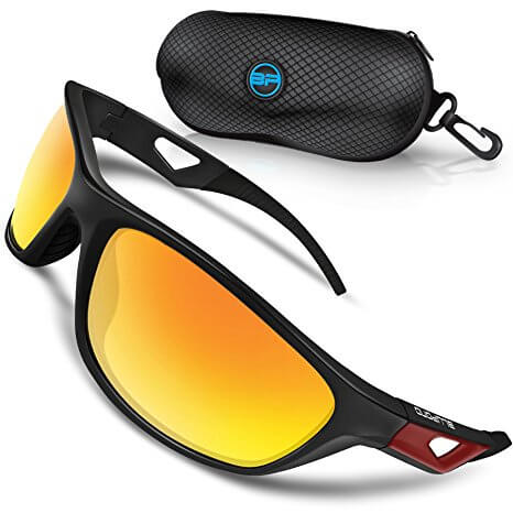 5.  BLUPOND Sports Sunglasses