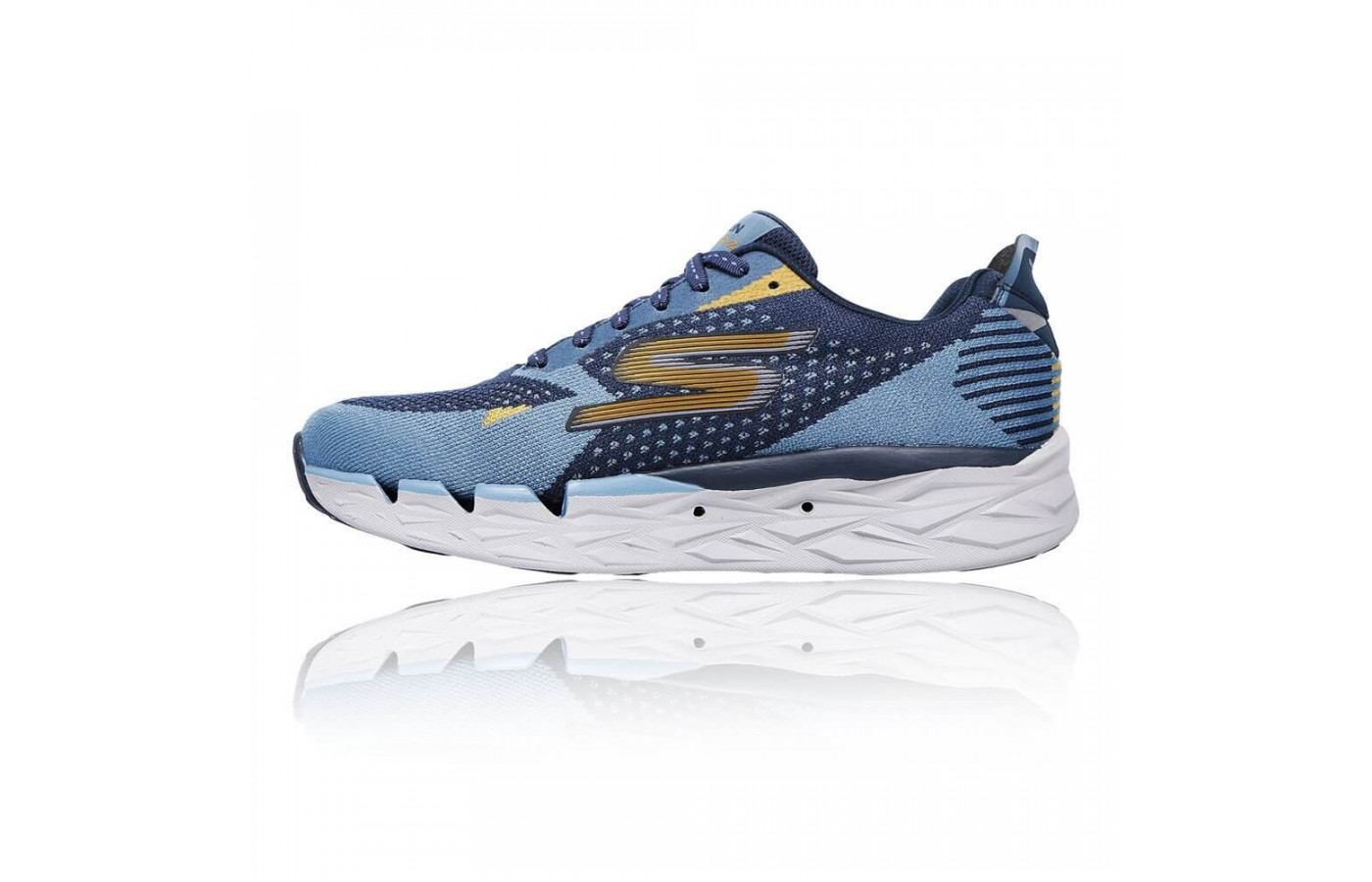 The Skechers GoRun Ultra Road features a 4mm drop height