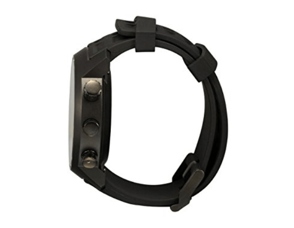 The wristband of the Suunto Elementum Terra.